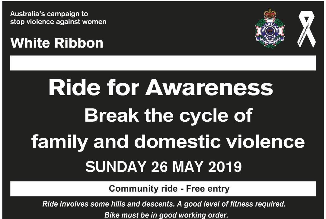 Community Awareness Ride 2019 clip