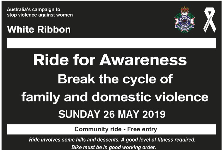 Community Awareness Ride 2019 clip